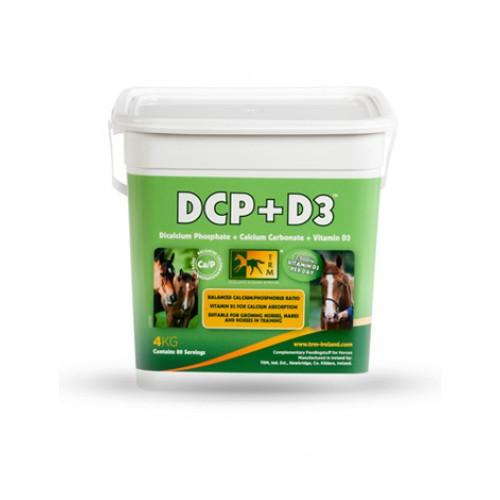 PAPILDAS ŽIRGAMS DCP+D3