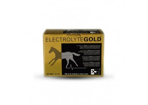 PAPILDAS ŽIRGAMS ELECTROLYTE GOLD