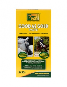 HORSE SUPPLEMENT GOOD AS GOLD PASTA