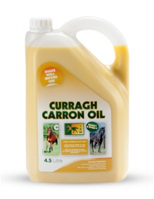 PAPILDAS ŽIRGAMS CURRAGH CARRON OIL