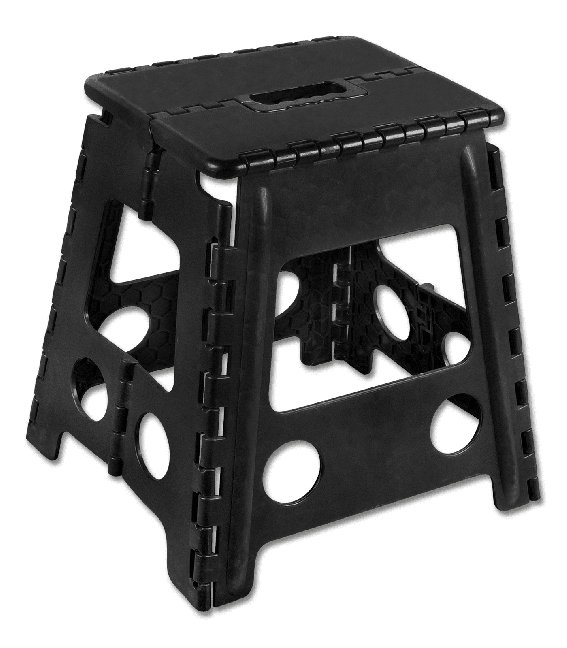 STEP STOOL WH