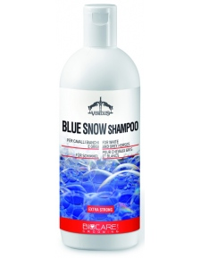 SHAMPOO BLUE SNOW