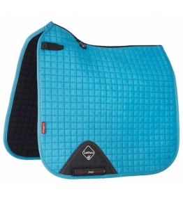 SADDLE PAD SUEDE LUXURY DRESSAGE