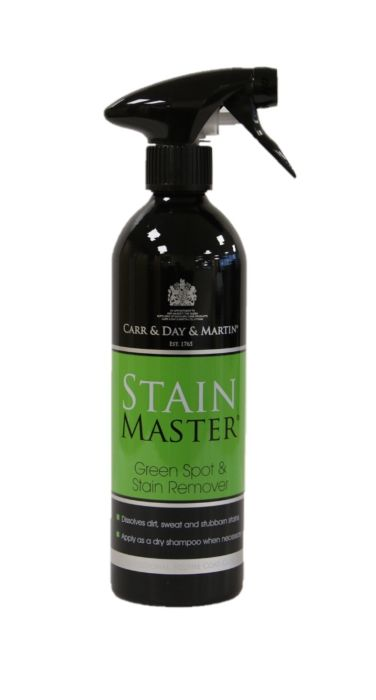 STAIN MASTER GREEN SPOT REMOVER 500