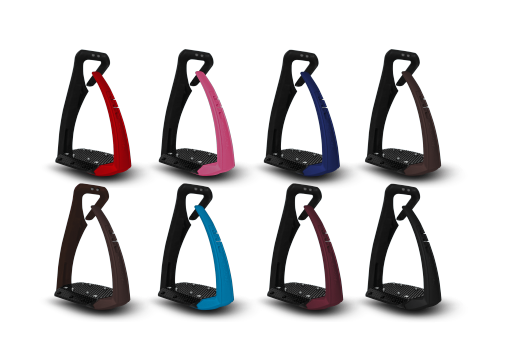 STIRRUPS FREEJUMP SOFT'UP PRO+