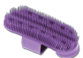 ŠEPETYS ŽIRGUI PLASTIC CURRY COMB