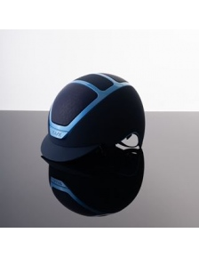 HELMET KASK PAINTED BLUE