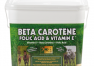 HORSE SUPPLEMENT BETA CAROTENE, FOLIC ACID & VIT. E