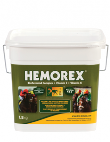 HORSE SUPPLEMENT HEMOREX