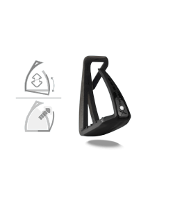 STIRRUPS FREEJUMP SOFT'UP LITE