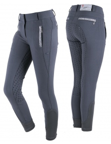 RIDING BREECHES QHP MELLANY JUNIOR 8389