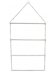 WOODEN RACK WH