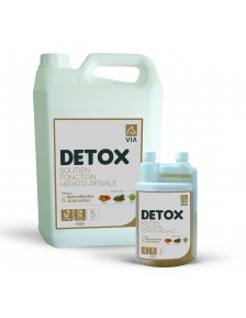 HORSE SUPPLEMENT VIA DETOX