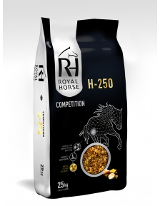 FLAKED FEED ROYAL HORSE H-250