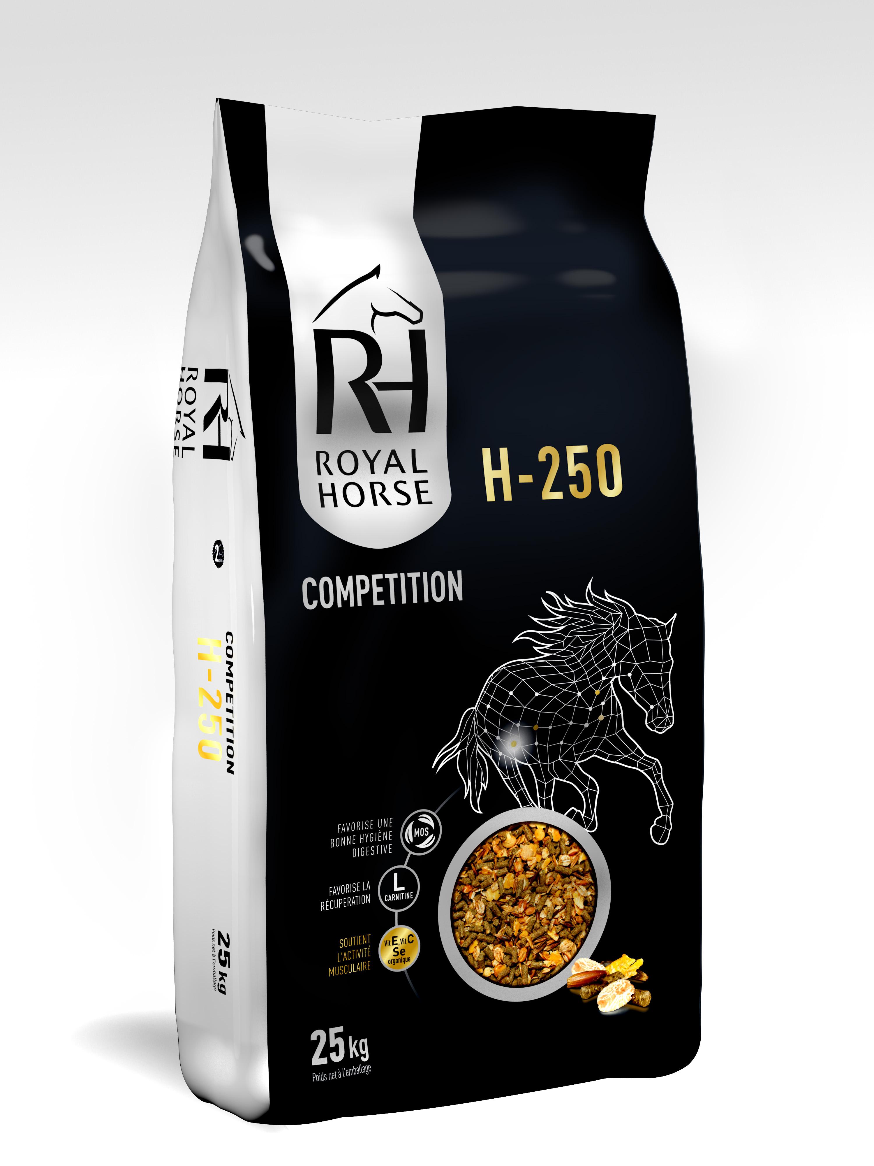 PAŠARAS ROYAL HORSE H-250 (DRIBSNIAI)