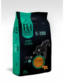 PELLETED FEED ROYAL HORSE S-200