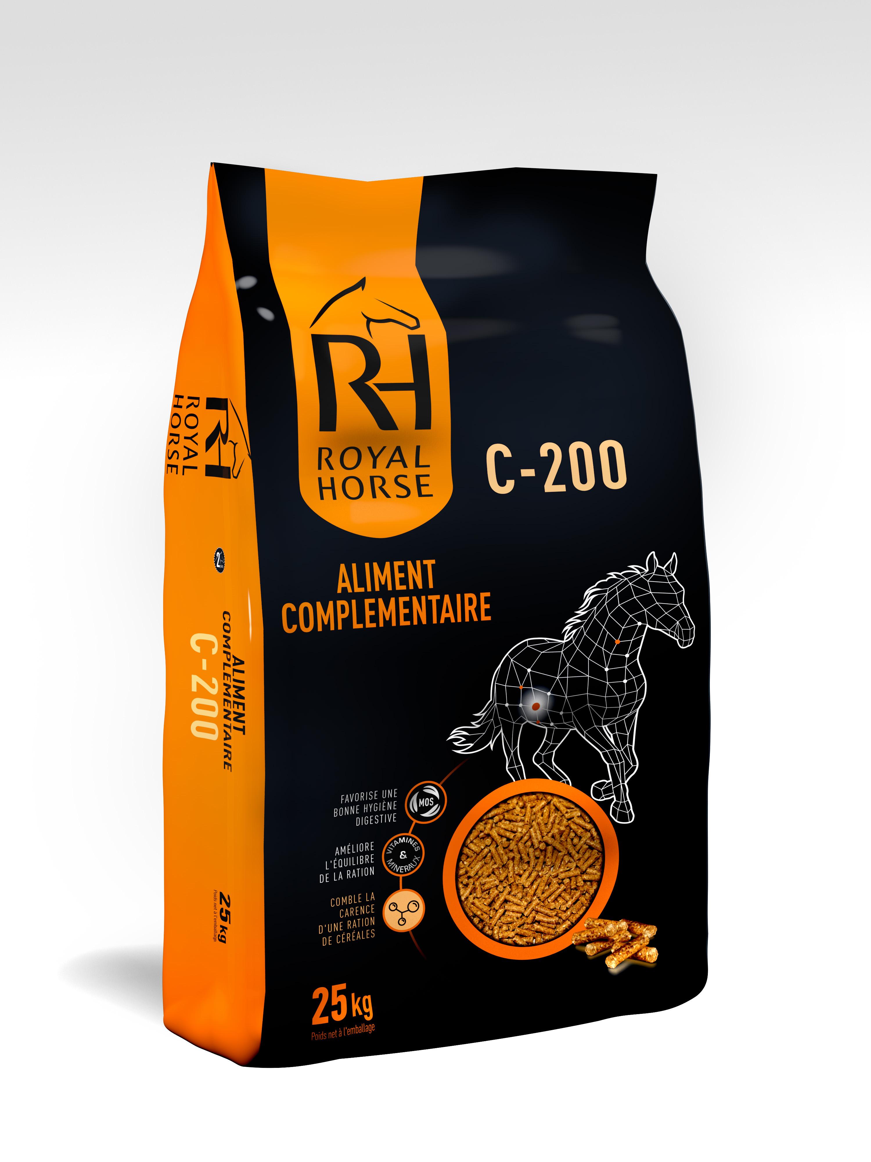 PAPILDAS ROYAL HORSE C-200